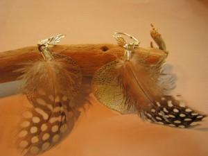 Boucles d'oreilles plume et feuille img_1891-300x225