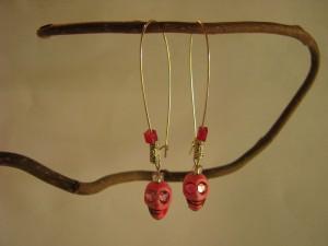 Boucles d'oreille tête de mort img_18931-300x225